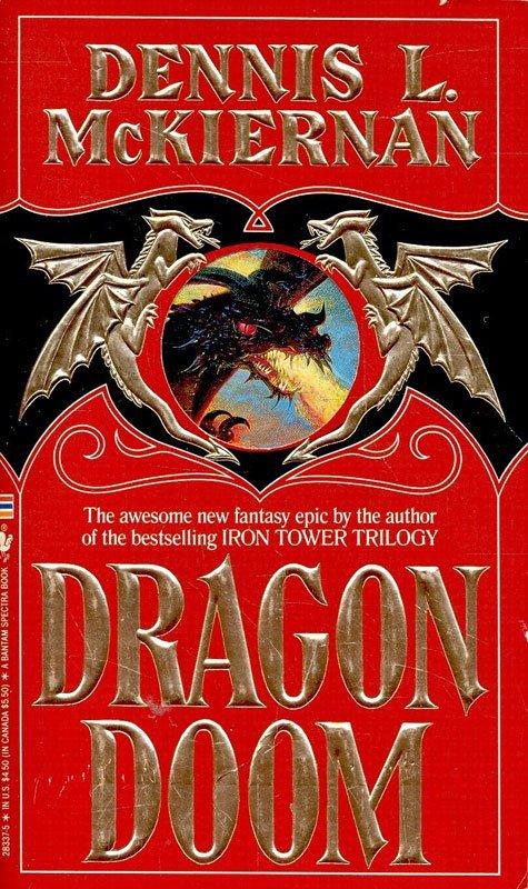 Dragondoom by Dennis L. McKiernan