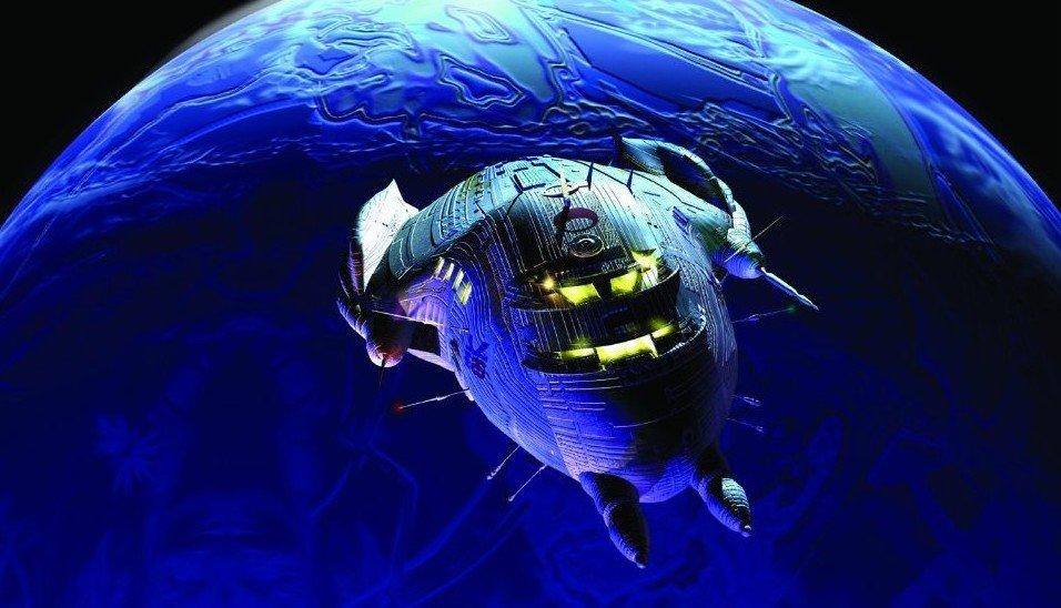 Revelation Space Universe