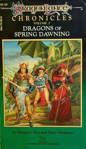 Dragonlance: Dragons of Spring Dawning