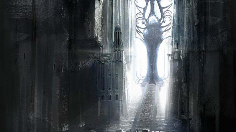 Heavens Throne by Pat Presley